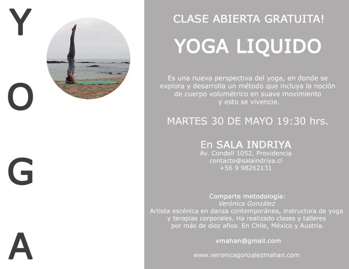 yoga liquido indriya